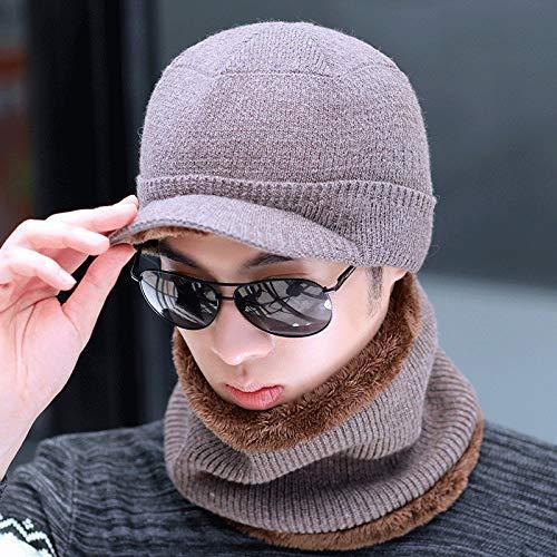 Rexa Hat Caqui Hombre Thinsulate De Código Heat todo Inulated Thermal El caqui Black Térmico Sombrero Invierno Para rvwBqrpTx