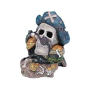 Pen-Plax RR845 Pirates Treasure Aquarium Decoration
