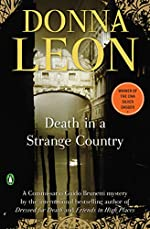 Death in a Strange Country (Commissario Brunetti Book 2)