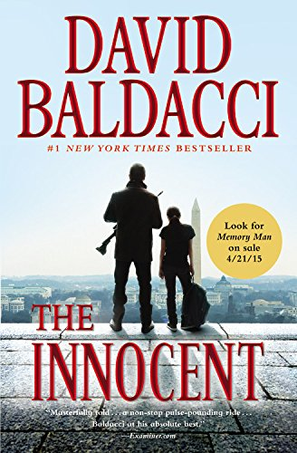 The Innocent (Will Robie - Nashville Spy Store