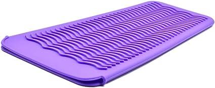 Mekta - Funda de silicona resistente al calor para rizador de pelo, plancha y herramienta de peinado: Amazon.es: Belleza