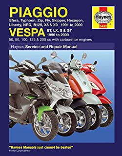 Vespa gtv manual array vespa gts gtv lx u0026 s 125 to 300 2005 2014 haynes service and fandeluxe Choice Image