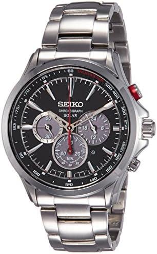 Seiko Solar Chronograph SSC493P1