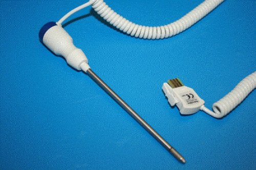 Welch Allyn 02678-100 Oral Temperature Probe for SureTemp 678 and 679 Electronic Thermometers, 9' Cord by Welch Allyn