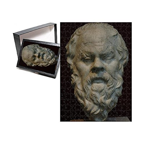 252 Piece Puzzle of Socrates (c 469399 BC). Classical Greek Athenian philosophe (14318819) (Venezia Piece 5)
