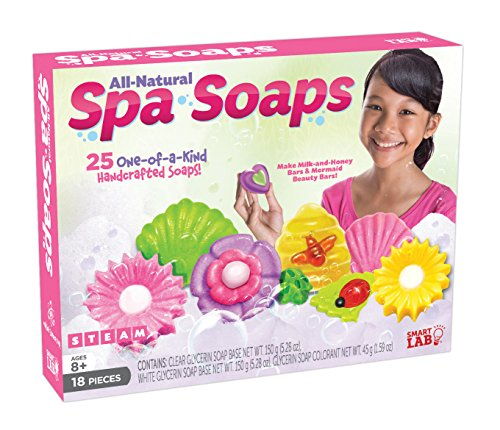 SmartLab Toys All-Natural Soaps Science Kit (Best Oatmeal Soap Recipe)