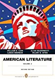 img - for American Literature, Volume II (Penguin Academics Series) with NEW MyLiteratureLab -- Access Card Package (2nd Edition) book / textbook / text book