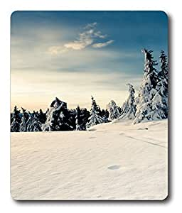 artistic mouse pads Minimal Winter Sun PC Custom Mouse Pads / Mouse Mats Case Cover by Maris's Diary