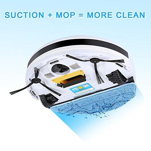 Robot Vacuum Cleaner Self Charging Robotic Vacuum Cleaner