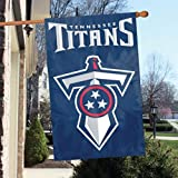 : Party Animal Tennessee Titans Banner NFL Flag