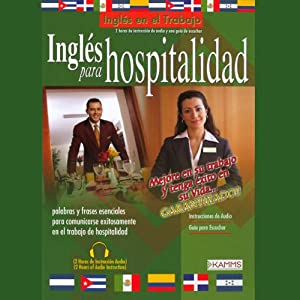 Ingles Para Hospitalidad (Texto Completo) [English for Hospitality] Audiobook