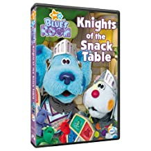 Blue's Clues: Blue's Room - Knights of the Snack Table