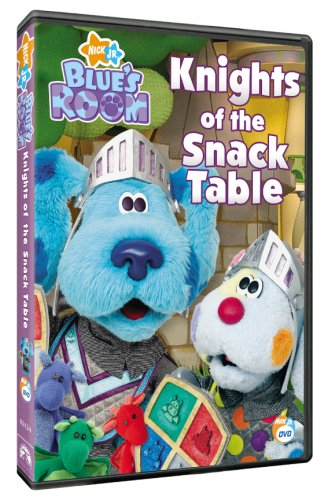 Amazon.com: Blue\'s Clues - Blue\'s Room - Knights of the Snack ...