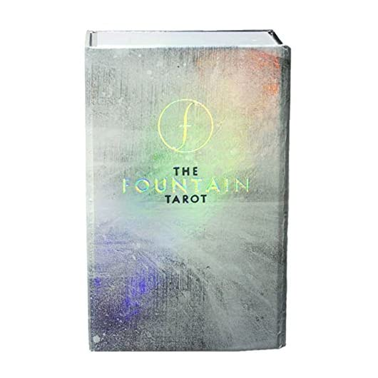 The Fountain Tarot Illustrated Deck and Guidebook