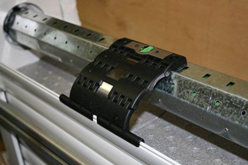 Smarotech® Rolladenbehang Höhe 140cm, Breite 70-119cm aus aus aus 8x37mm Alu-Lamelle (100cm Breite x 140cm Höhe, weiß) B07FGWSF3H Fensterlden 3b63eb