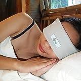 Sleep Headphones Perfect For Sleeping, Sports, Air Travel, Meditation and Relaxation – Grey Headband