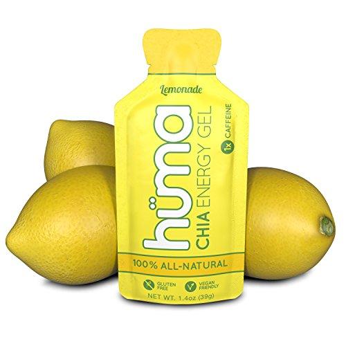 Huma Energy Gel Lemonade Caffeine product image