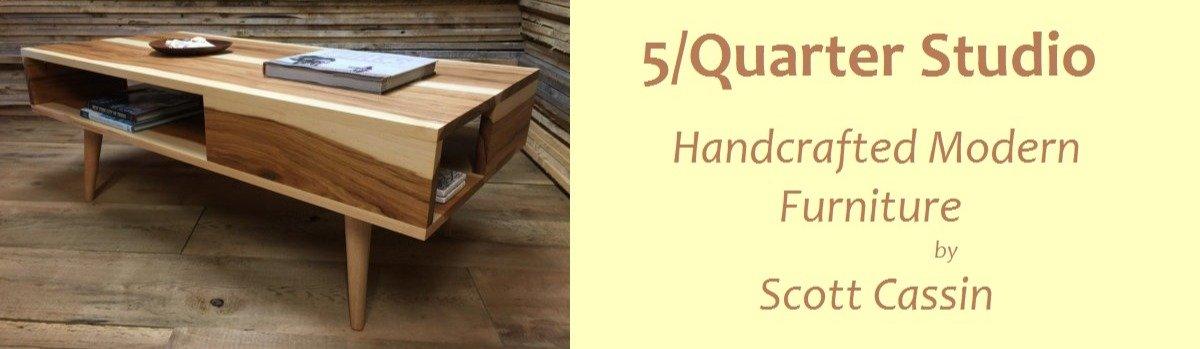 Amazon 48Quarter Studio Handmade Modern Furniture By Scott Magnificent Handmade Modern Furniture