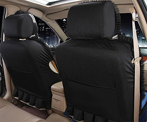 Breathable Fit Universal Car seat covers 5 seats to stop by YAOHAOHAO (Image #2)