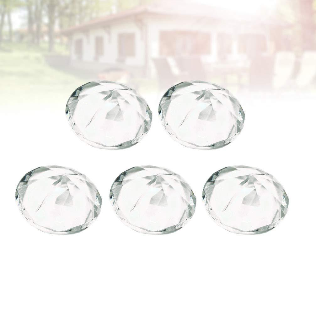 Healifty Porta Memo Segnaposto Segnatavolo Matrimonio portafoto clip forma Diamante numeri tavoli decorazioni matrimonio tavoli 20 pezzi
