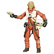 Star Wars: The Force Awakens Black Series 6 Inch X-Wing Pilot Asty
