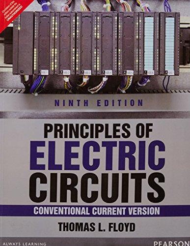 Principles Of Electric Circuits, 9Ed