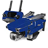 DJI Mavic 2 Protective Skin Wrap Kit (Carbon Fiber) (Includes Drone Skin, Controller Skin & 2 Battery Skins) (for Mavic 2 Pro & Mavic 2 Zoom) (Blue) Review