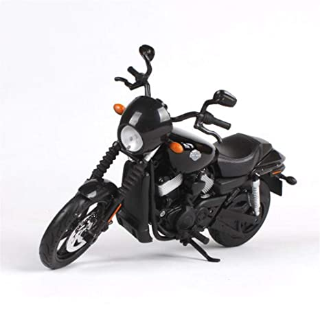 Haixin Modèle de Moto en Alliage Simulation Harley, avec ...