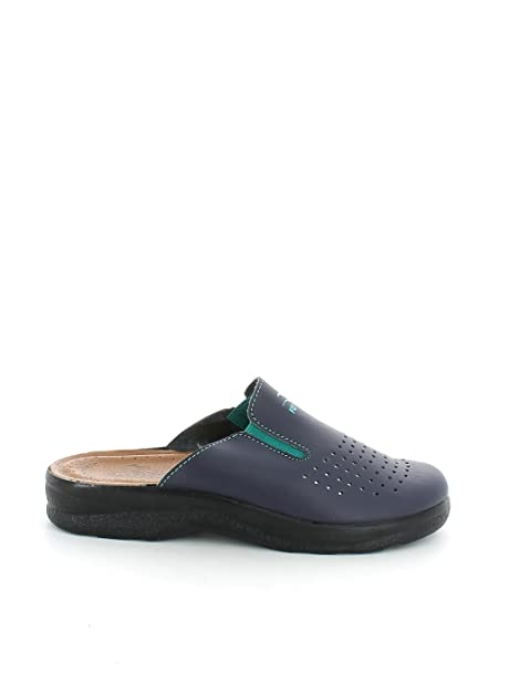 9328659767750 Fly Flot Ciabatte sanitarie donna blu anatomiche anti-shock 81474   Amazon.it  Scarpe e borse