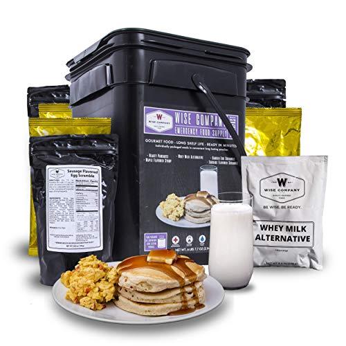 (Wise Company Breakfast Bucket - 92 Servings)