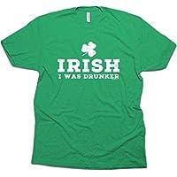 Daft Threads Trump Make St Patrick's Day Great Again Funny Men's T-Shirt