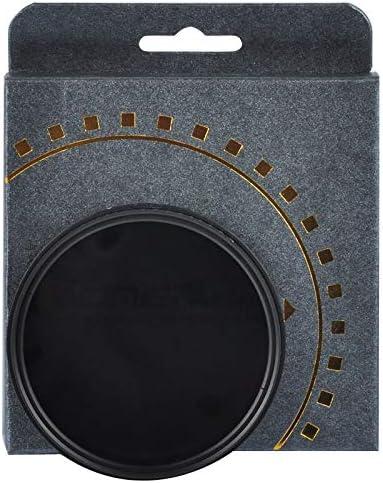 Aoile Adjustable Neutral Density Fader Filter ND2-400 Camera Lens/Filter 67mm