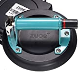 """ZUOS 8"""" Glass suction cup for Granite & Glass"""