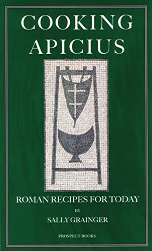 Read Online Cooking Apicius pdf
