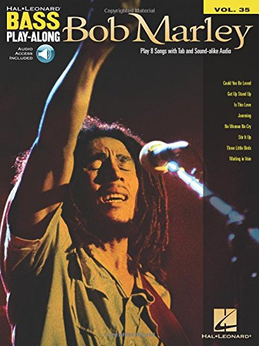 Read Online Bob Marley: Bass Play-Along Volume 35 Bk/Online Audio PDF