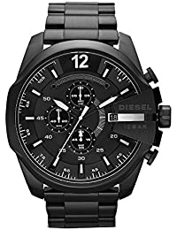 05d7726e01e Men s Mega Chief Quartz Stainless Steel Chronograph Watch