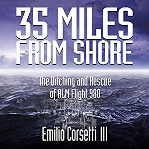 35 Miles from Shore Audiobook