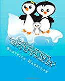 Cartoon Penguins Coloring Book: For Kid's Ages 3 to 10 Years Old