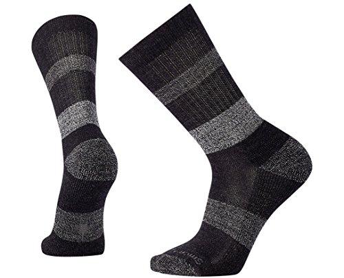 Smartwool Mens Barnsley Crew Socks (Black) Large