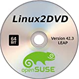 openSUSE Leap version 42.3, SuSE 64 Bit Linux OS