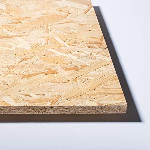 Tableros de madera OSB de 9MM Tama/ños Disponibles A0 Pintura. A0, 841x1189mm A5 A4 Pirograbado L/áser CNC A3 Decoraci/ón Wood Addicts A1 a Elegir Soporte para Manualidades A2