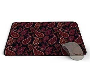 Vintage hipster pattern Rectangle Mouse pad - Mouse Pad / Mouse pad / Mousepad / Mousepad - AArt #MP028 (9.84 X 7.87 inches)