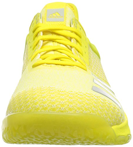 Silver Donna X Eu 2 Originalscp8900 white 44 shock Giallo Adidas Yellow ash 5 Crazyflight zxTSwa