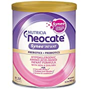 Neocate SyneoTM Infant, 14.1 oz/400 g (1 can)