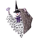 The Lakeside Collection Hanging Halloween Decor – Ghost
