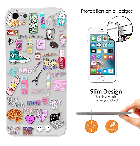 c00333-drawing-shut-up-collage-princess-pizza-sucks-quotes-words-design-iphone-se-2016-iphone-5-5s-c
