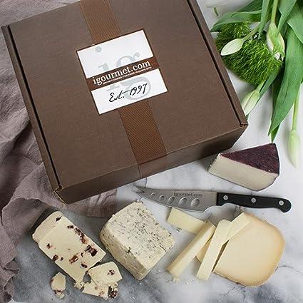 Quesos para ella en caja de regalo (35,3 onza): Amazon.com ...