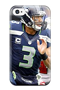 Faddish Phone Seattleeahawks Nfl Footfall Case For Iphone 4/4s / Perfect Case Cover