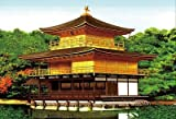Fujimi Model 1/100 Temple of the Golden Pavilion roof brown coating specification