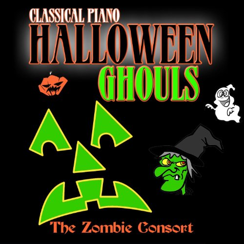 Classical Piano Halloween Ghouls -